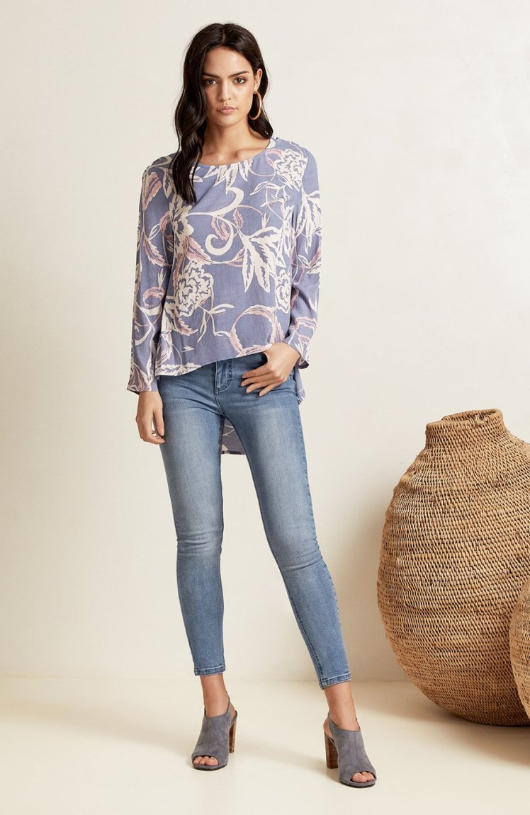 Orchid Billie Top