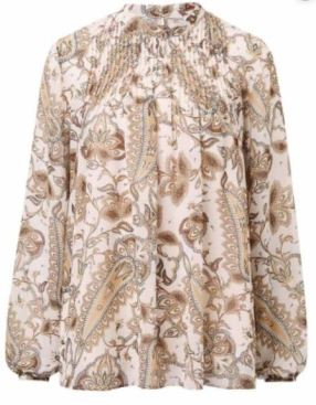 Witchery Paisley Print Top