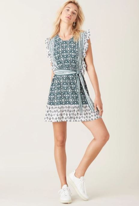 Tigerlily Odia Mini Dress